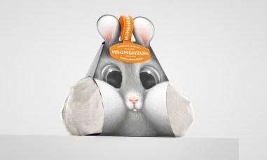 Орехи Hrum-Hrum — очередной крутой концепт упаковки Константина Болимонда