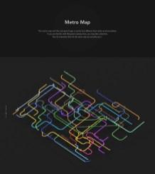 Занятный концепт приложения Сеульского метро с трёхмерной схемой и дополненной реальностью