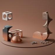 Рейчел — нейросеть, генерирующая 3D-композиции