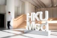 Айдентика старейшего в Гонконге высшего учебного заведения — The Medical Faculty of The University of Hong Kong (HKU Med)