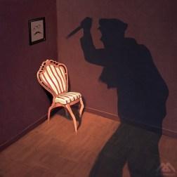 Свежие работы замечательного питерского художника Алекса Андреева (серия «A Separate Reality»)