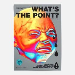 10 плакатов из коллективного инстаграма Blank Poster