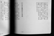 Минималистский дизайн книги на китайском