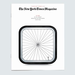 Обложки нью-йоркской студии Delcan & Company для The New York Times