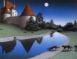 Некоторые работы известного французского художника и иллюстратора Гая Бийо (Guy Billout)