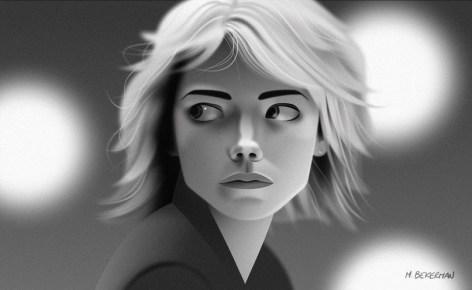 Шесть работ, которые иллюстратор Мартин Бекерман нарисовал целиком в Фигме