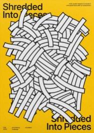 Экспериментальные плакаты нидерландского графического дизайнера Джерри Ли Босманса