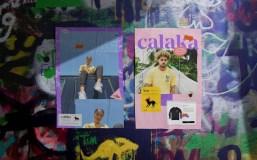 Айдентика калифорнийской марки одежды Calaca Wear с отсылкой ко Дню Мёртвых — празднику, посвящённому памяти умерших, который ежегодно празднуют в Мексике и странах Центральной Америки 1 и 2 ноября