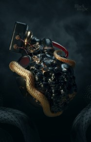 «Криптосердца» — серия NTF-артов дубайского художника Rathz (полное имя Ratheesh Radhakrishnan Pannikkara Maruthoor)