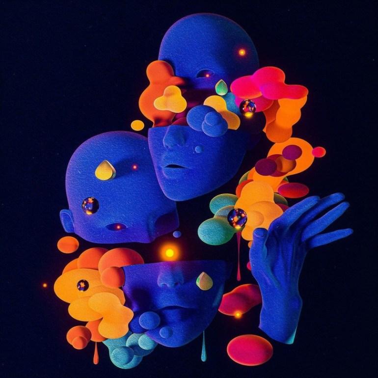 Яркие трёхмерные картины Марка Константина Индусила (Mark Constantine Inducil)