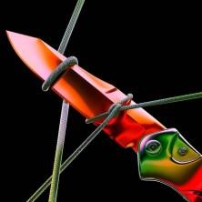 Цветной хром в работах Васи Колотуши