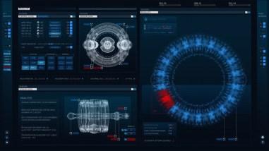 Работы Сета Молсона из Ванкувера, который работает в жанре Fiction UI, то есть создает фантастические интерфейсы для кино и сериалов
