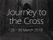 Promoting Holy Week services in North Lanarkshire