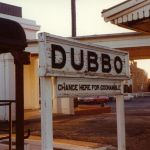 Sign reads Dubbo