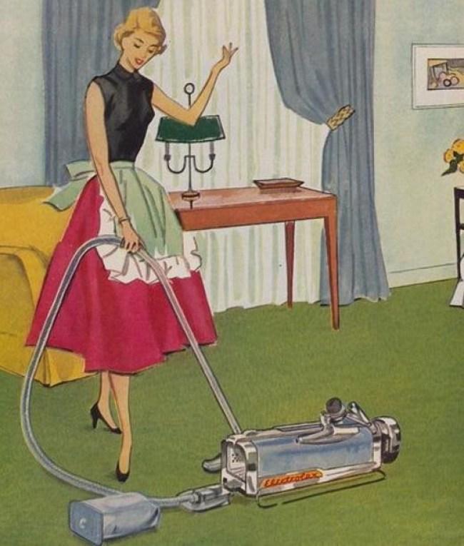 22 2 - DIA DA DONA DE CASA: Guia da 'boa esposa' dos anos 50 traz dicas de comportamento no lar