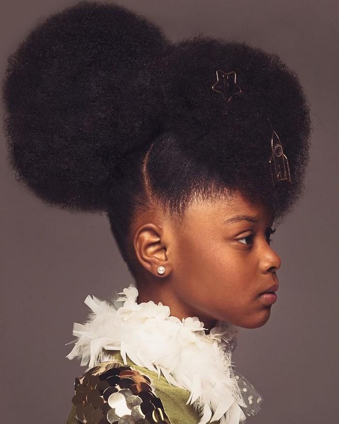 Ensaio fotográfico para ressaltar a beleza do cabelo afro 5