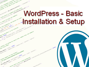 wordpress-installation-basic