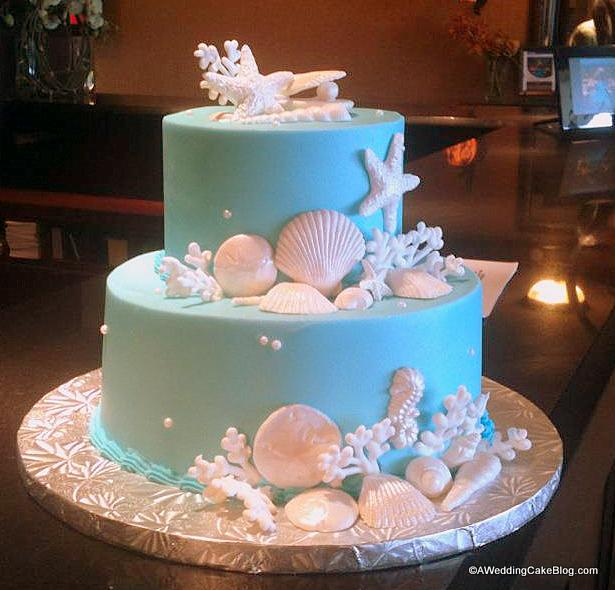 Teal Wedding Cakes A Wedding Cake Blog
