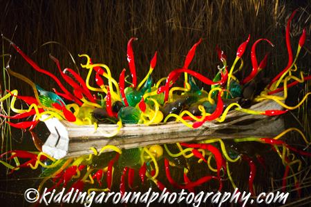 Chihuly Phoenix