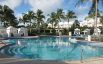 Poolside at Sandals Emerald Bay