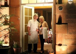 A warm welcome from Jacques and Sylvia
