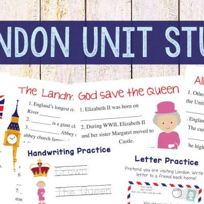 London Unit Study FB AFH