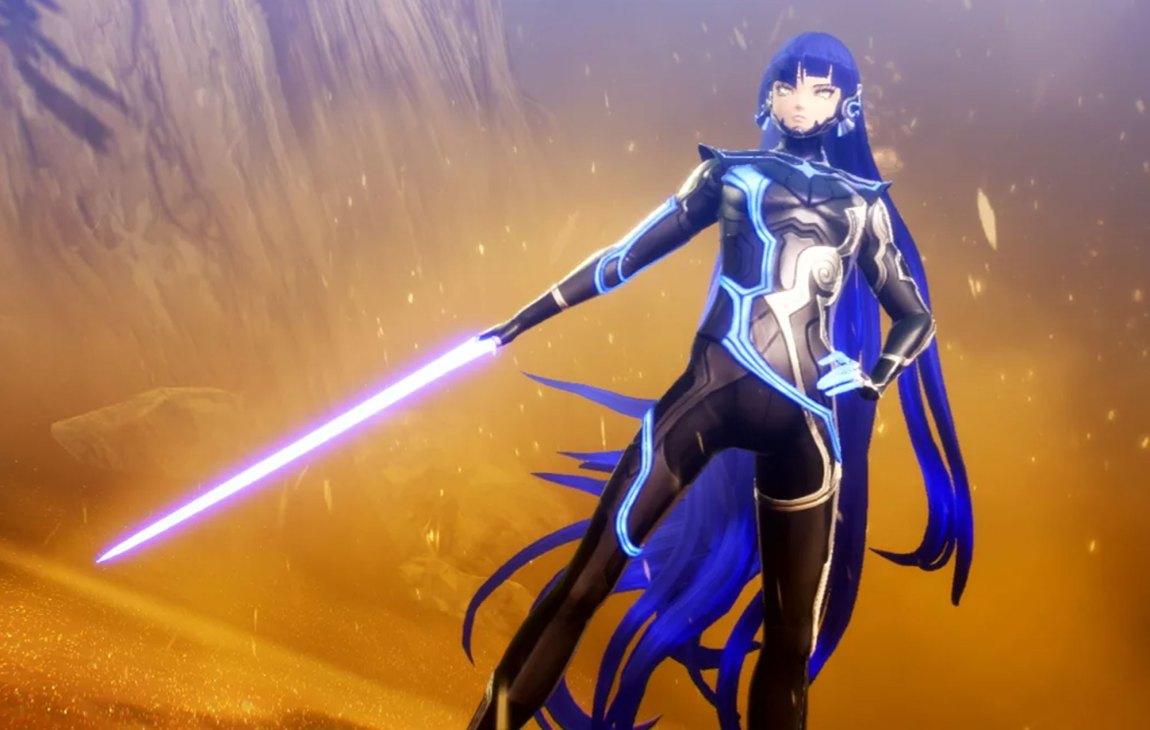 Shin Megami Tensei V gender new trailer nintendo