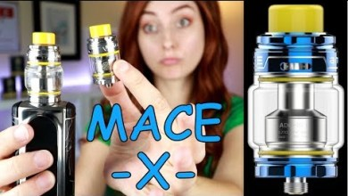 Ample Mace X Tank Review