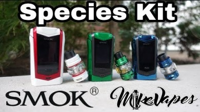 Smok Species 230w Touch Screen Kit & TFV8 Big Baby v2 – Mike Vapes