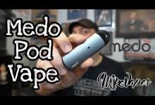 Medo Vape Pod Review From Medovape – Golisi?