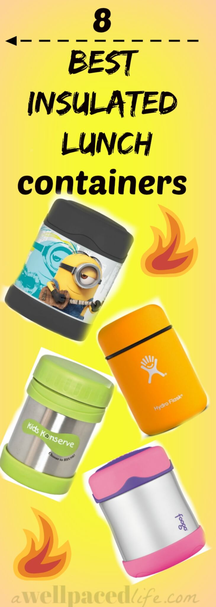8 best insulated lunch container