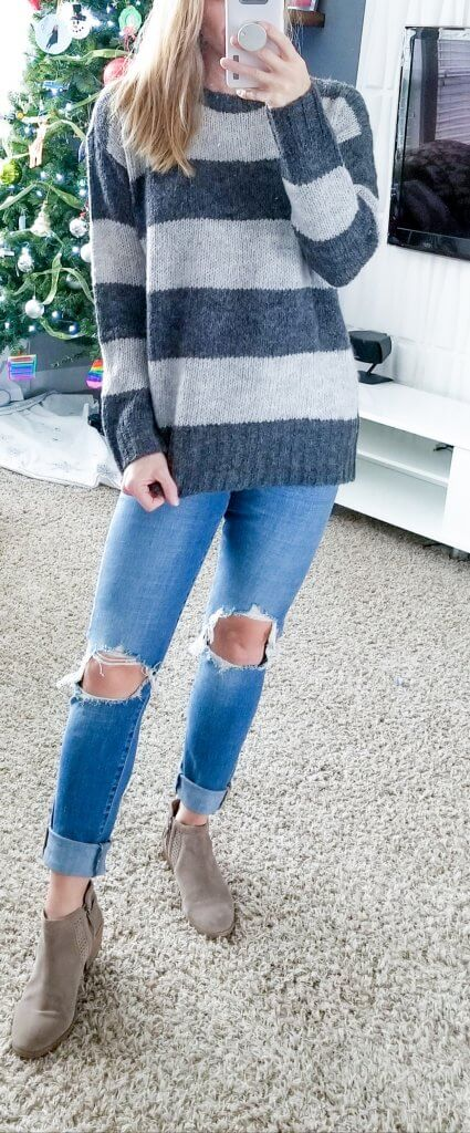 The Perfect Cold Weather Sweater