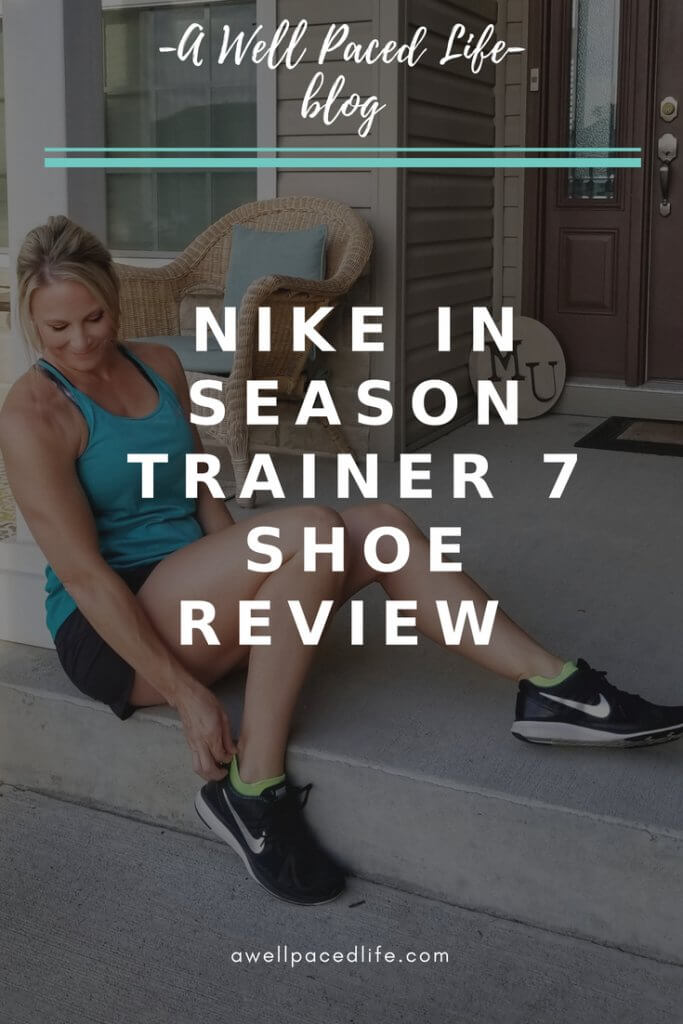 Nike In Season Trainer 7 Review