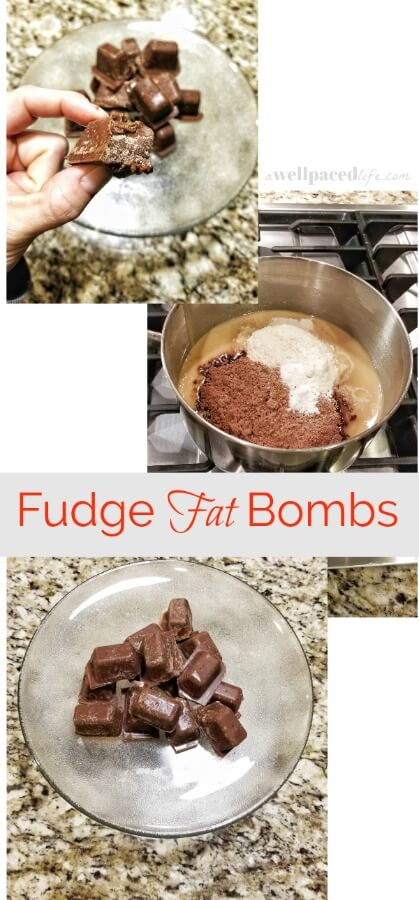 Fudge Fat Bombs