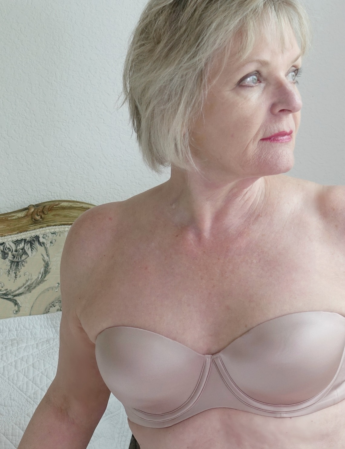 Soma Strapless bra