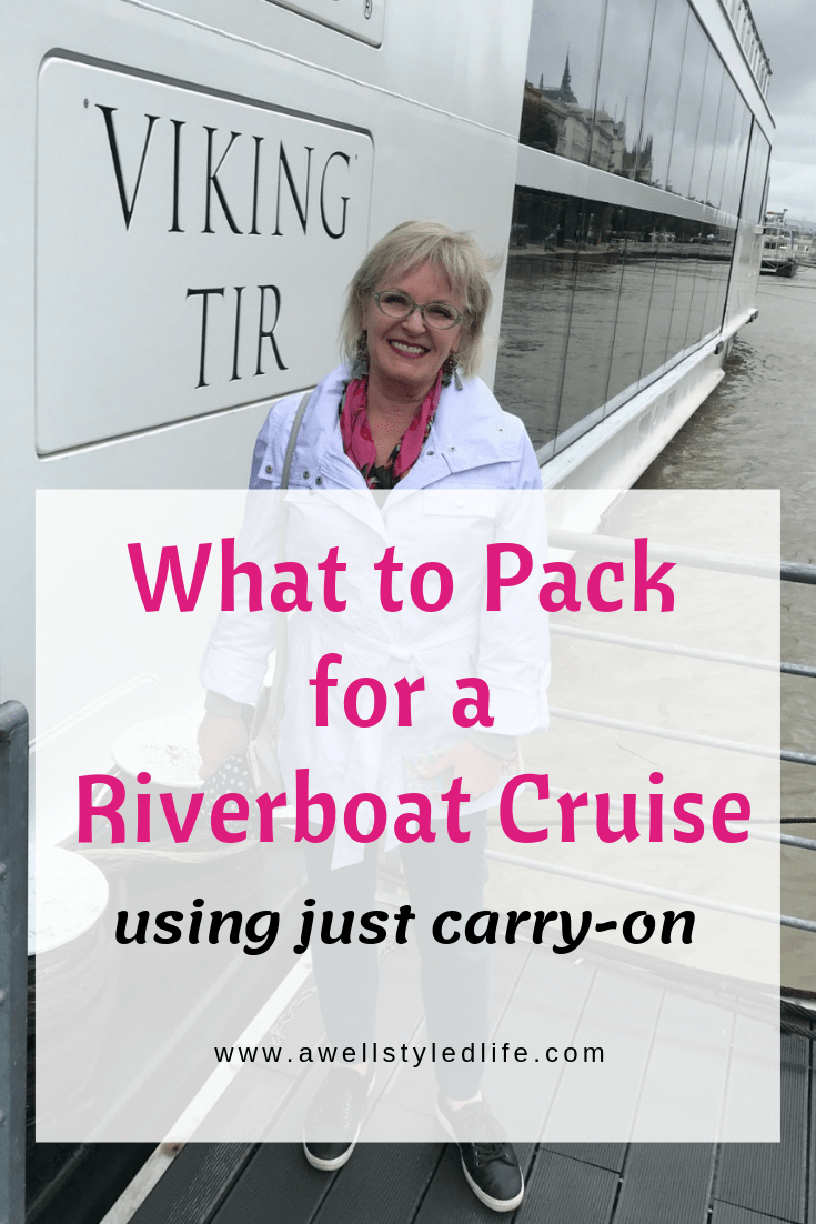 What to Pack for a Riverboat Cruise
