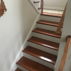 Floor and stair refinishing