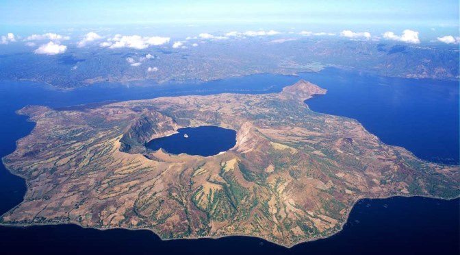 There Is No Lake Like The Taal Lake