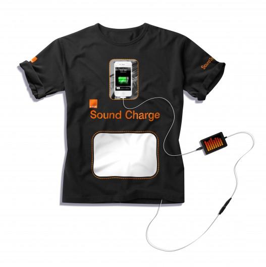 soundcharge tee