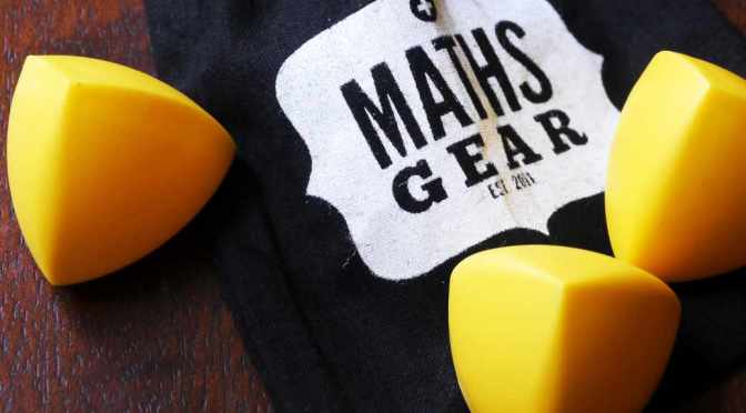 Constant Width Objects – Not Spheres!