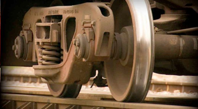 Train Wheels are Not as Simple as They Seem
