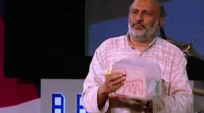 Arvind gupta ink talk video