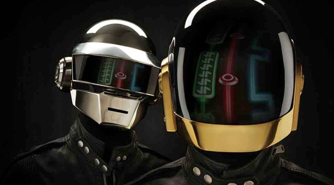 daft punk contact aliens