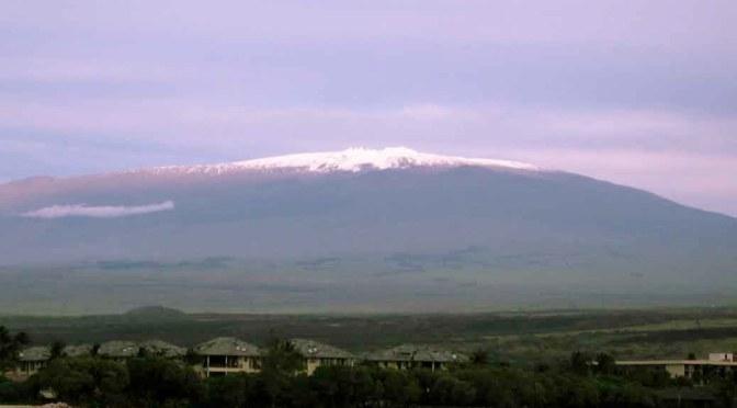 Mount kea tallest mountain