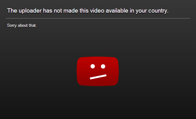 not available in your country