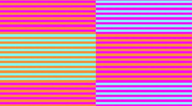 see the optical illusion