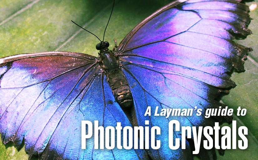 A Layman's Guide to Photonic Crystals