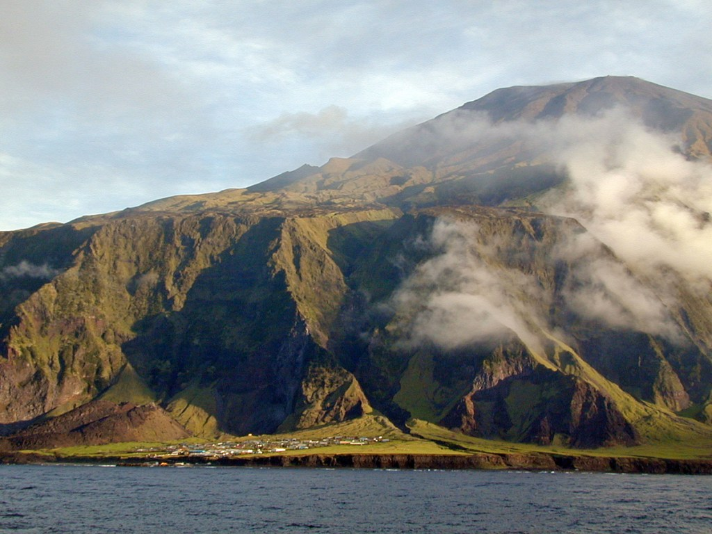 Edinburgh, Tristan Da Cunha