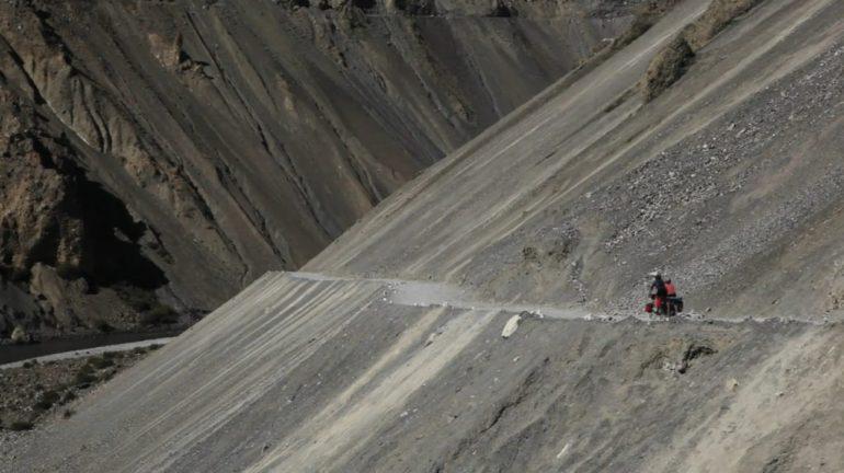 Cycling Silk Trailer Screenshot3