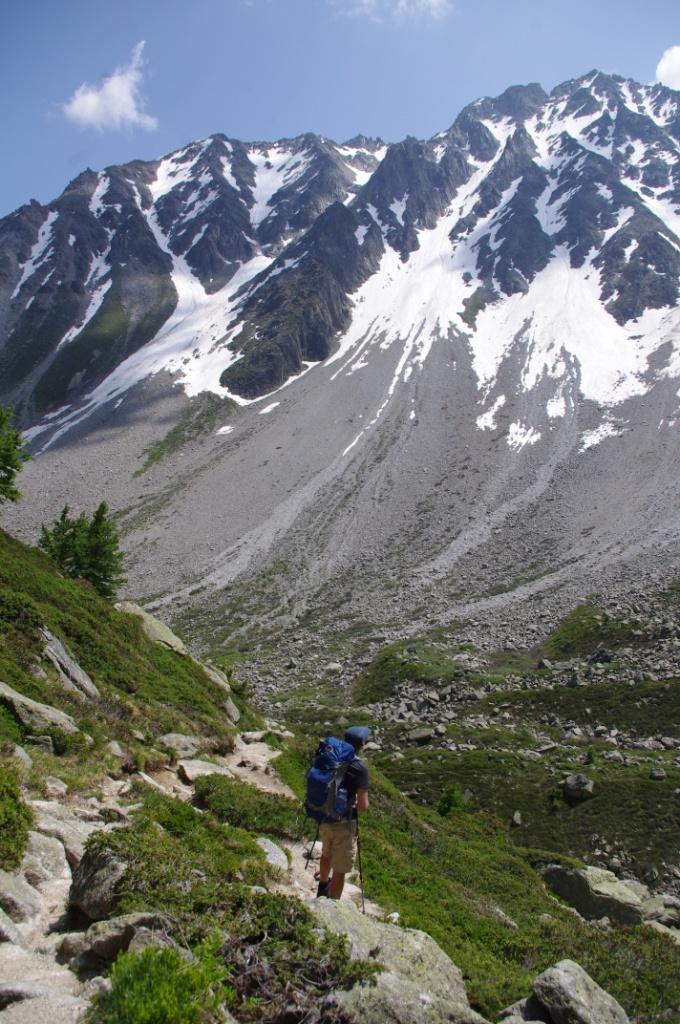 Walker's Haute Route - Stage 3 (CC awesomatik.com)